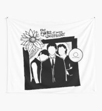 The Perks of Being a Wallflower-FANART Wall Tapestry