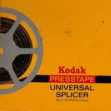 Kodak Presstape by NitrateNerd