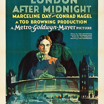 London After Midnight by NitrateNerd