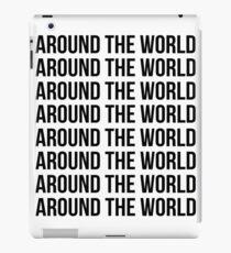 Around the world, Around the world iPad Case/Skin