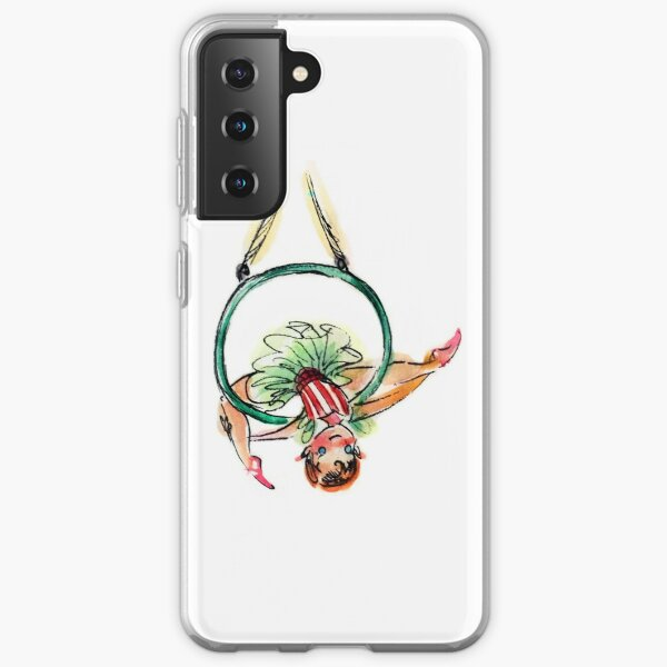 Holiday Cerceau Girl Samsung Galaxy Soft Case