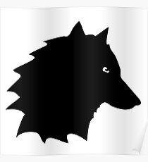 loup wolf  Poster