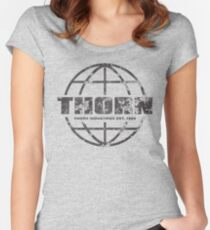 Thorn Industries (Omen II) Women's Fitted Scoop T-Shirt
