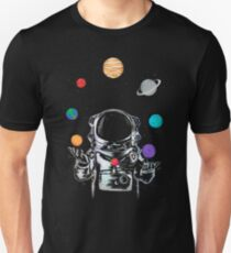 Space Circus Unisex T-Shirt