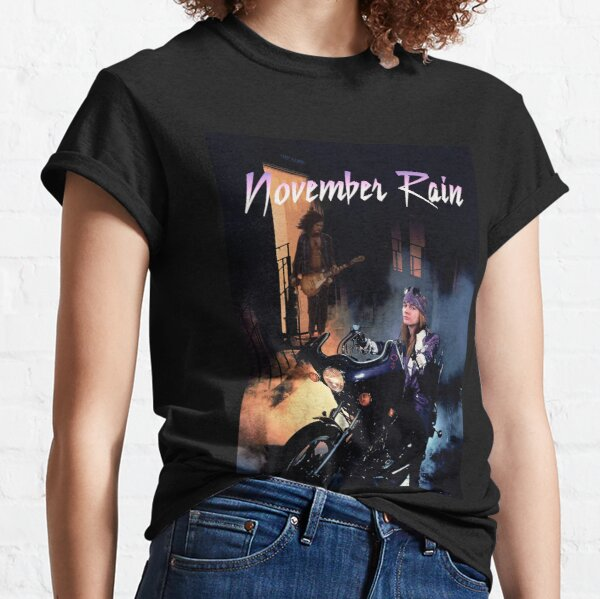 November Rain Classic T-Shirt