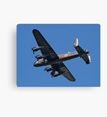 Avro Lancaster B.1 PA474 HW-R Canvas Print
