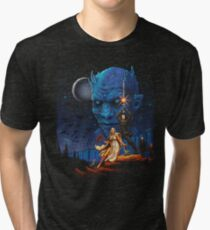 Throne wars is coming Tri-blend T-Shirt