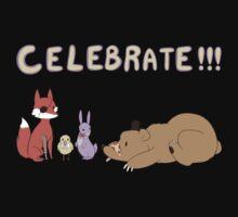 Celebrate! FNAF | Unisex T-Shirt