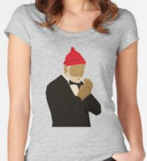 The Life Aquatic With Steve Zissou tshirt Women's Fitted Scoop T-Shirt