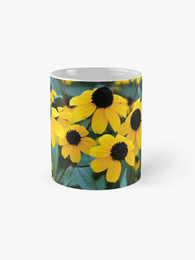 Alternate view of flowers Mug