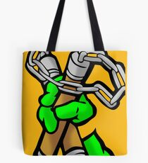 Michelangelo's weapon of choice Tote Bag