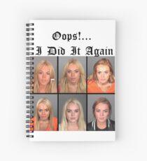 Cuaderno de espiral ¡OOPS! ... LO HICE OTRA VEZ