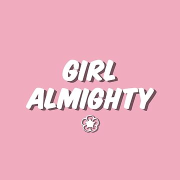 Girl Almighty by BluescreenQueen
