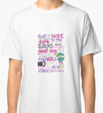 Scars To Your Beautiful by Alessia Cara Classic T-Shirt