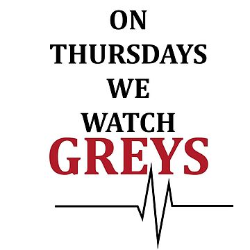 on thursdays we watch greys by enmphotography