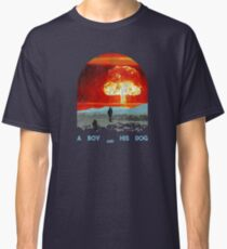 A boy and his dog 2024 Classic T-Shirt