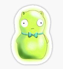 The Kuchi Kopi  Sticker