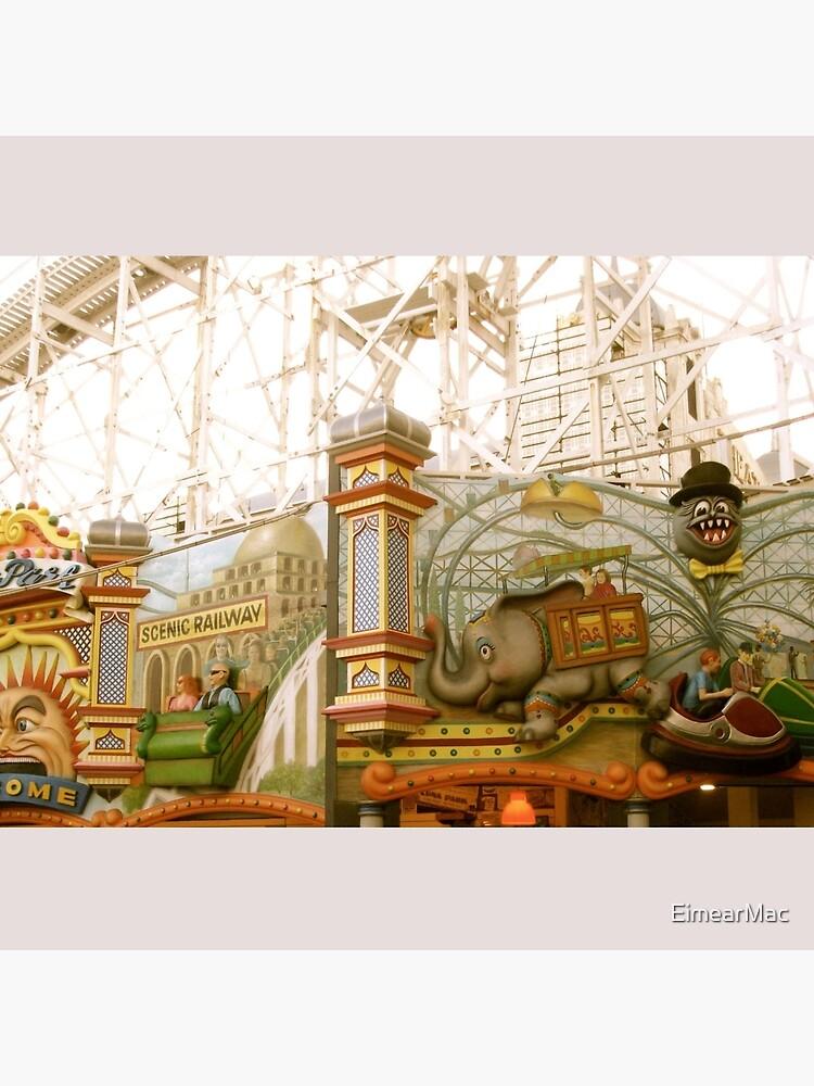 Luna Park, Saint Kilda by EimearMac