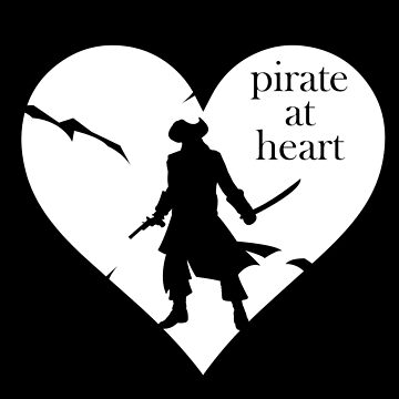 Pirate at Heart by atheartdesigns