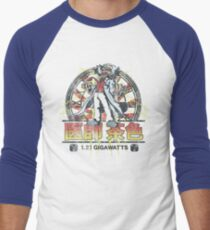 Back to Japan Men's Baseball ¾ T-Shirt