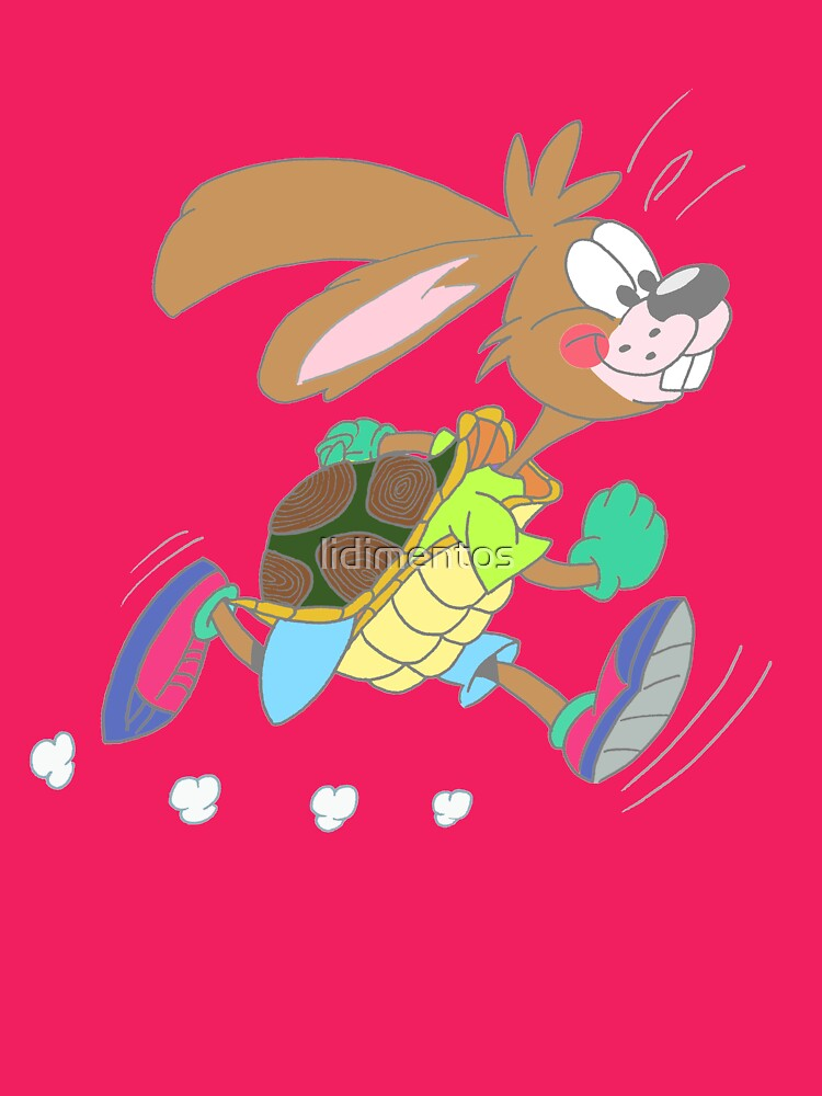 Hare or tortoise by lidimentos