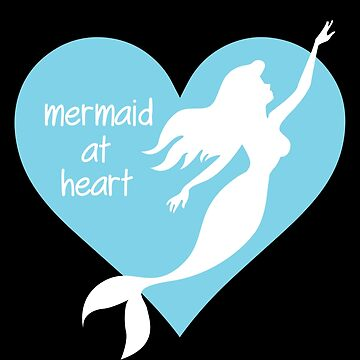 Mermaid At Heart by atheartdesigns
