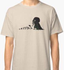 Lovecraftian Evolution Classic T-Shirt