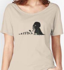 Lovecraftian Evolution Women's Relaxed Fit T-Shirt