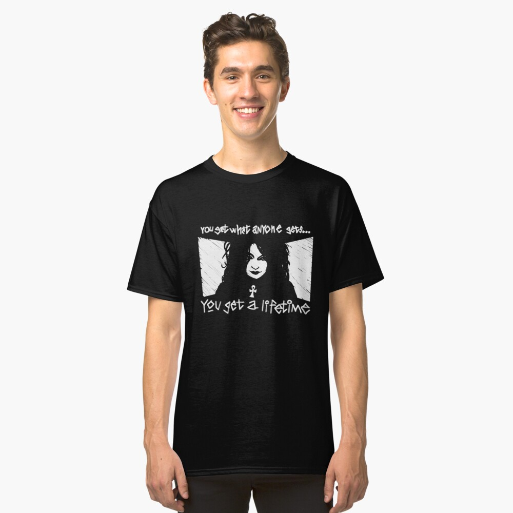 Death from Sandman Classic T-Shirt Front