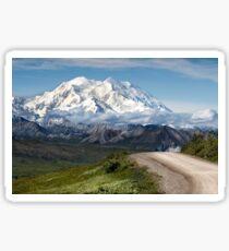 Denali (Mt. McKinley), Alaska Sticker