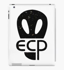 Extra-Celestial Productions Logo iPad Case/Skin