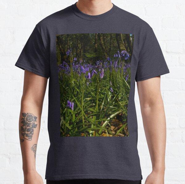 Bluebells in Prehen Woods Classic T-Shirt