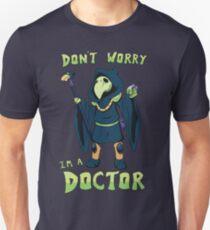 "Plague Knight - ""I'm a doctor"" - Shovel Knight T-Shirt"