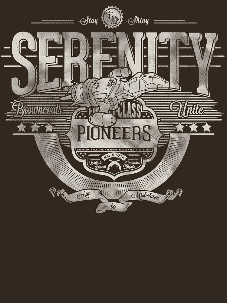 Space Pioneers   Unisex T-Shirt