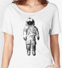 Deja Entendu Astronaut  Women's Relaxed Fit T-Shirt