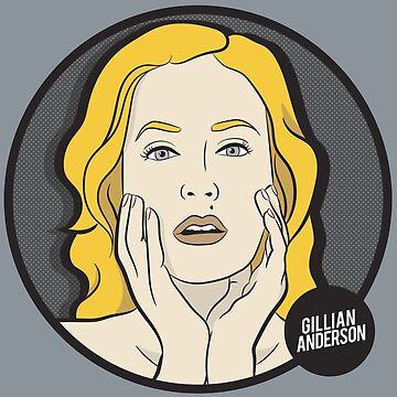 Gillian Anderson by subject13fringe
