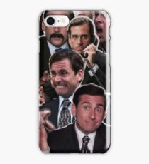 The Office Michael Scott - Steve Carell iPhone Case/Skin