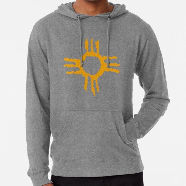 Native American Sun Lightweight Hoodie