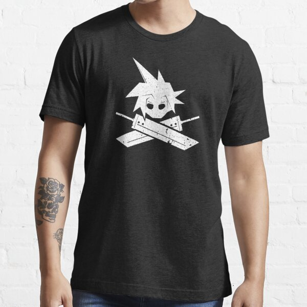 Cloud and Cross Busters Essential T-Shirt