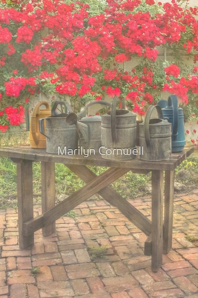 A Treasured Garden by Marilyn Cornwell