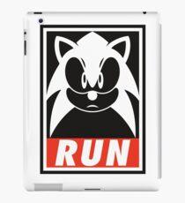 Sonic Run iPad Case/Skin