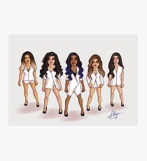 Fifth Harmony - Boss Photographic Print