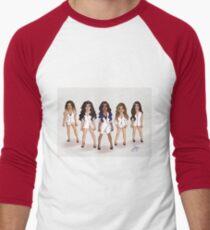 Fifth Harmony - Boss Men's Baseball ¾ T-Shirt