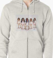 Fifth Harmony - Boss Zipped Hoodie