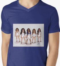Fifth Harmony - Boss Men's V-Neck T-Shirt