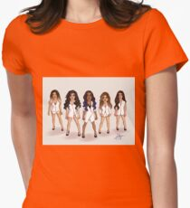 Fifth Harmony - Boss Womens Fitted T-Shirt