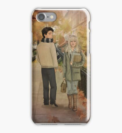 Now you're just somebody that I used to know iPhone Case/Skin