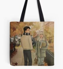 Now you're just somebody that I used to know Tote Bag
