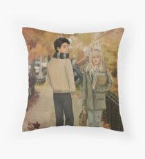 Now you're just somebody that I used to know Throw Pillow