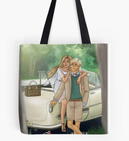 It's the tale as old as time Tote Bag